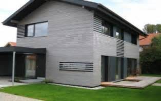 Fassadengestaltung Mit Holz fassadengestaltung einfamilienhaus modern holz eldelo com