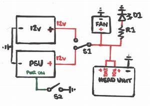 Boombox Wiring Diagram