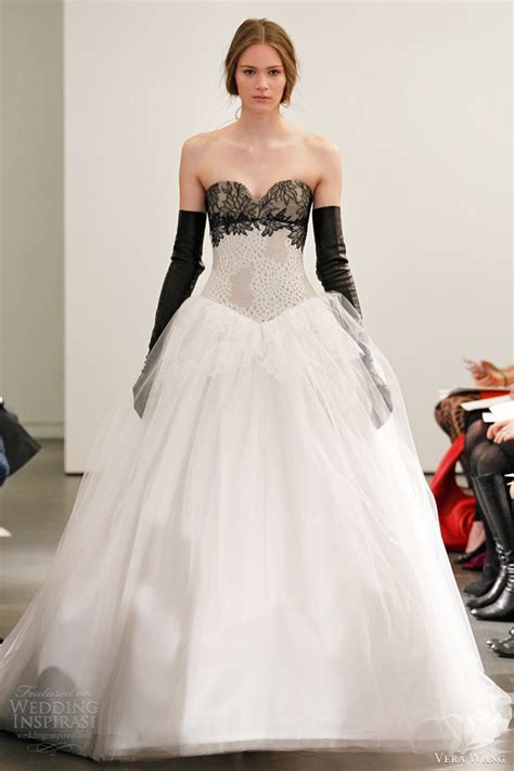 Vera Wang Bridal Spring 2014 Wedding Dresses Wedding