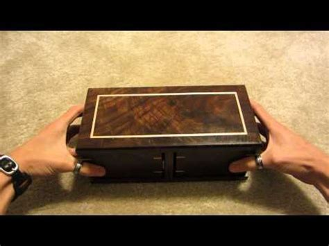 mtg custom deck boxes aaron cain mtg custom deck box unboxing done by aaron cain