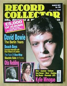 Record Collector - David Bowie cover (March 2001 - Issue 259)