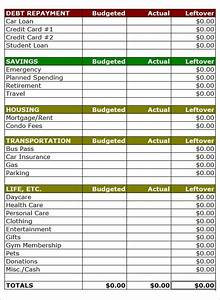 Budget Template  Budget Templates In Excel And Google Sheets U2013 Keepify Finance  Program
