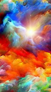 creative wallpaper colorful