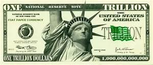 500 Billion Dollar Bill