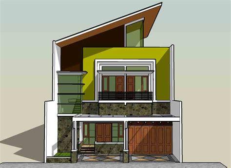 tips memilih warna bagi rumah  rumah mernah