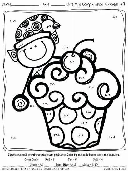 Grade Coloring Pages Second Math 3rd Welcome