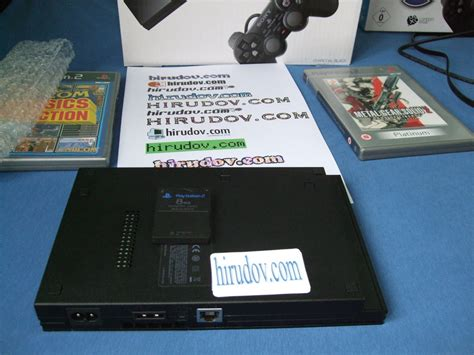 Review Of The Console System Sony Playstation 2 (ps2
