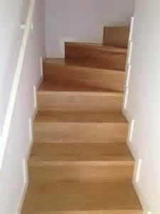 eiche parkett schleifen treppe tritt und setzstufen berlin haus - Treppe Parkett