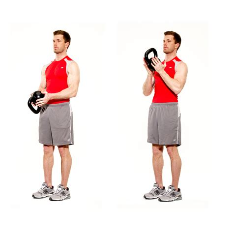 kettlebell curls fitnessfreaks repetitions turkis ups arm each