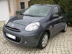 Voiture Nissan Micra : voiture occasion nissan micra de 2012 3 500 km ~ Nature-et-papiers.com Idées de Décoration