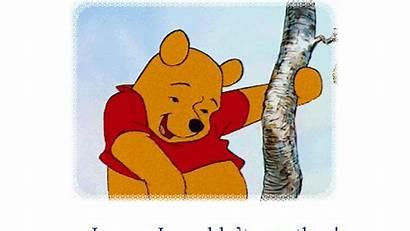 Pooh Rumbly Winnie Tumbly Pancita Honey Tree
