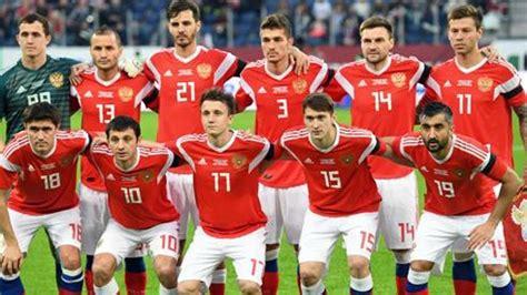 Fifa World Cup Team Profile Russia Seek Maiden