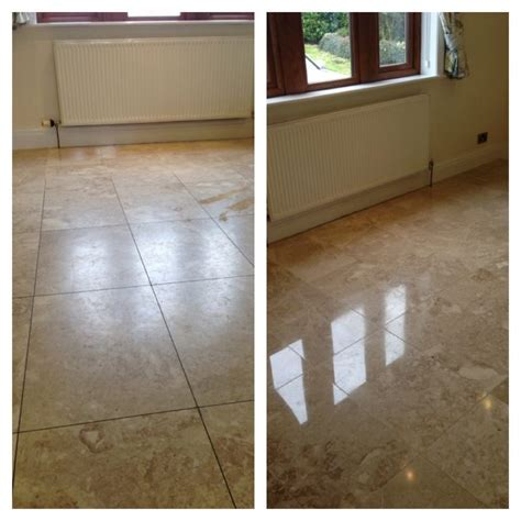 Marble Floor Cleaning and Re Polishing   Rhino Rocks
