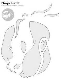 Master Yoda Pumpkin Stencil by Ninja Turtle Pumpkin Carving Template Halloween Aimless