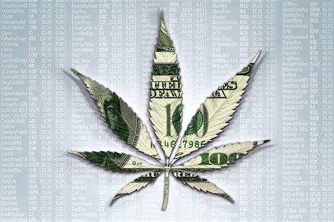 buying legalized marijuana stocks    wsj