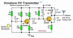 Miniature Fm Transmitter  1