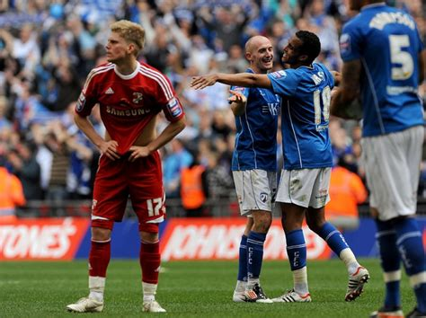 Soccer – Johnstone's Paint Trophy – Final – Chesterfield v ...
