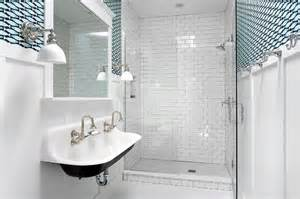 bathroom board and batten with kohler brockway sink contemporary bathroom