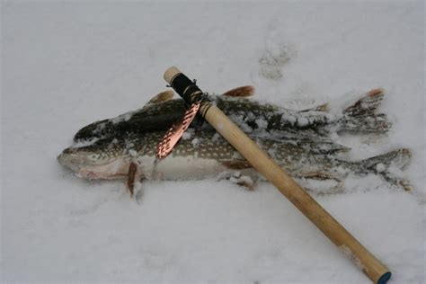 gary  fultz grousing blog  fishing tackle  ice