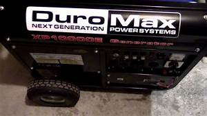 Duromax Xp10000e Generator Wiring And Diagram