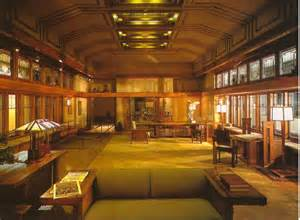 frank lloyd wright home interiors gallery for gt frank lloyd wright robie house interior