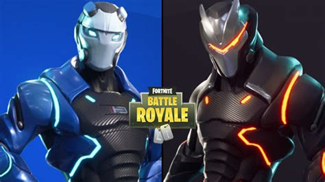 Carbide And Omega Poster Locations For The Fortnite Battle Royale Spray Paint Challenge