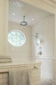 tiled bathrooms ideas showers subway tile shower transitional bathroom litchfield designs