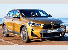BMW X2 F39 2018 Technische Daten & Preis