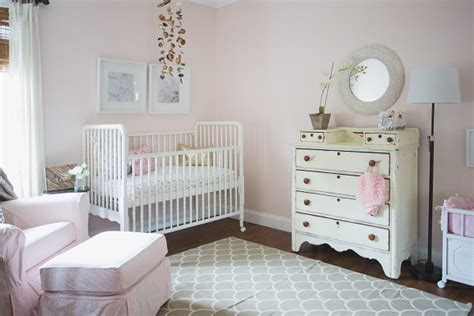 7 Cute Baby Girl Rooms  Nursery Decorating Ideas For Baby