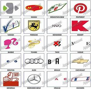 Guess The Brand Game Level 8 Answers   Apps Answers .net