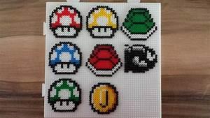 Bügelperlen Super Mario : diy super mario advent calendar hama mini beads b gelperlen b gelperlen b gel und ~ Eleganceandgraceweddings.com Haus und Dekorationen
