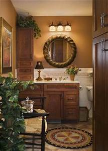 log cabin decorating on Pinterest | Log Home Bathrooms ...