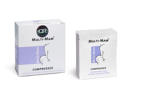 Multi Mam Compresses Tiny Toes