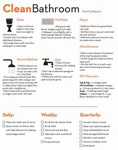 bathroom cleaning checklist and cheat sheet free pdf With bathroom cleaning procedure