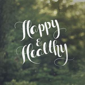 Wishing you a happy and healthy day!