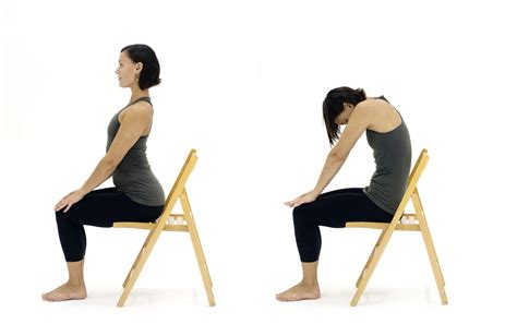 10 chair poses for home practice