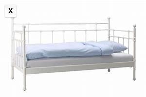Ikea Metallbett Weiß : ikea bett wei 140 200 metall hauptdesign ~ Frokenaadalensverden.com Haus und Dekorationen