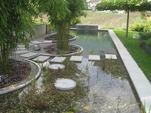 Badeteich Im Garten : badeteich bau planung ~ Markanthonyermac.com Haus und Dekorationen
