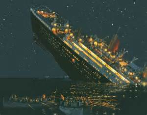 In The Bookcase: The sinking of the R.M.S. Titanic (Part 3)