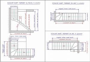 Comment dessiner des escaliers sur un plan