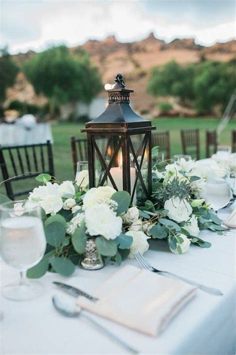 30+ Greenery Wedding Colors for 2021 in 2020 Lantern