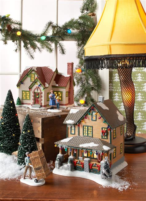 Department 56 A Christmas Story  Department 56 Classic