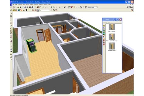 Eleco Visualisation Software Arcon 3d Architect Review