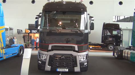 Renault Trucks T High 520 4x2 Tractor Truck High Edition