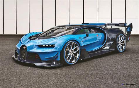 Bugati Car : 2015 Bugatti Vision Gt
