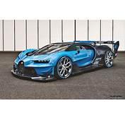 2015 Bugatti Vision GT