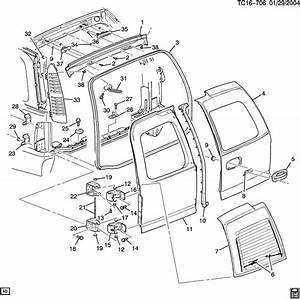 Ford Ranger Windshield Diagram