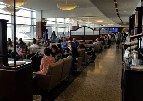 Lounge Review United Club Newark Terminal C Gate C120