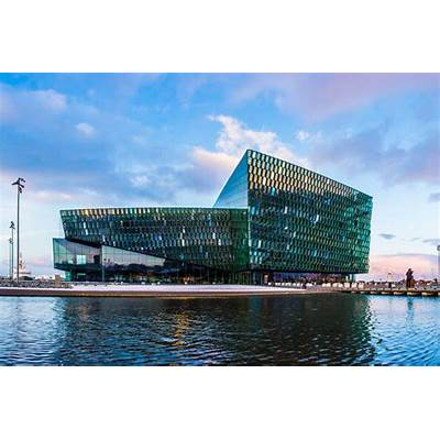 Tour the Harpa Concert Hall in Reykjavik Iceland — No