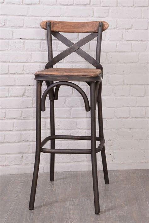 chaise de bar industriel les 25 meilleures idées de la catégorie tabourets de bar